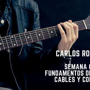 Carlos Rodriguez - Audio